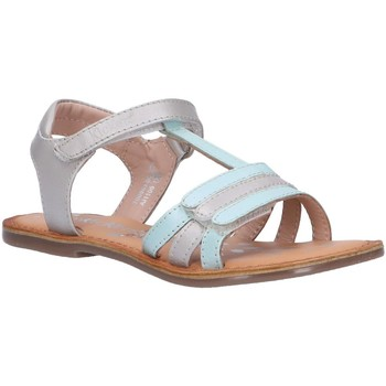 Zapatos Niña Sandalias Kickers 700963-30 DIAMANTO Azul