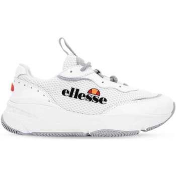 Zapatos Hombre Multideporte Ellesse Zapatillas Ellese Massello Text Af Wht Blanco