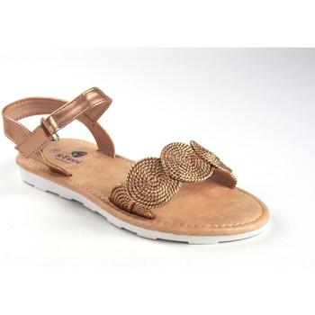 Zapatos Niña Sandalias Katini 17804 KYX amarillo