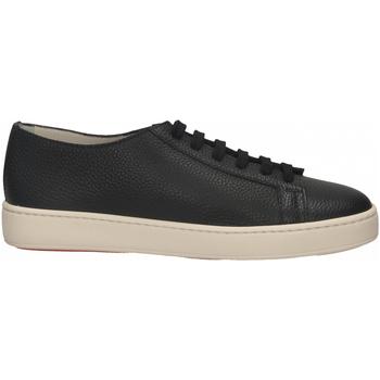 Zapatos Hombre Zapatillas bajas Santoni TENNIS 6F+T.LIS+INF. SUMMER blu