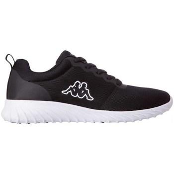 Zapatos Hombre Zapatillas bajas Kappa Ces NC Blanco, Negros