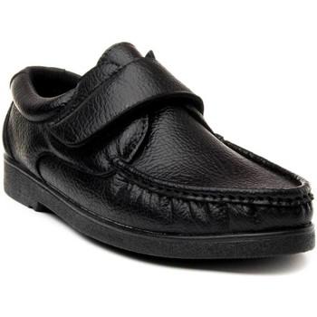 Zapatos Hombre Mocasín Montevita 65804 BLACK