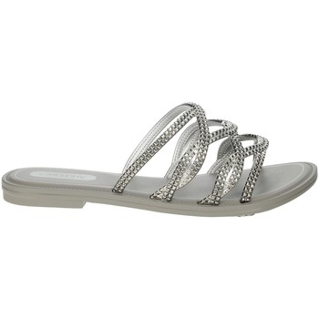 Zapatos Mujer Zuecos (Mules) Grendha 17629 Plata