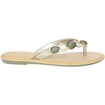 Zapatos Mujer Chanclas Grendha 17627 Beige
