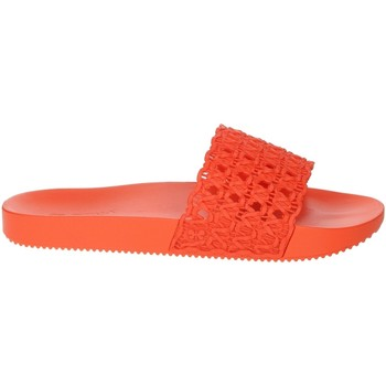 Zapatos Mujer Chanclas Zaxy 17699 Rojo