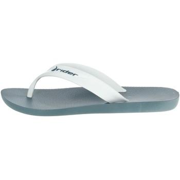 Zapatos Hombre Chanclas Rider 81666 Blanco/Azul