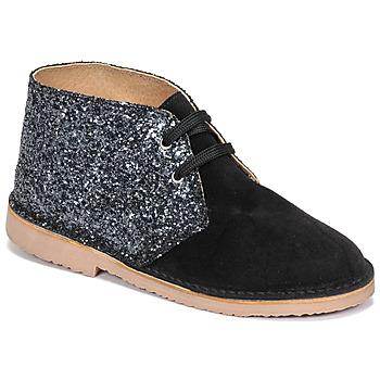 Zapatos Niña Botas de caña baja Citrouille et Compagnie NINUP Negro