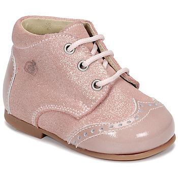 Zapatos Niña Botas de caña baja Citrouille et Compagnie NONUP Rosa