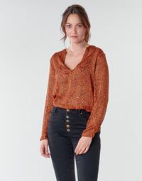 textil Mujer Tops / Blusas Moony Mood NOUM Rojizo
