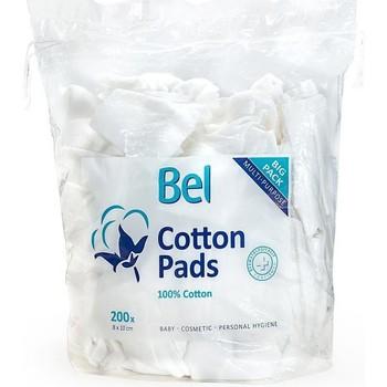 Belleza Desmaquillantes & tónicos Bel Cotton Pads 100% Algodón 8x10 Cm