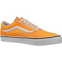 Zapatos Hombre Zapatillas bajas Vans UA OLD SKOOL Naranja