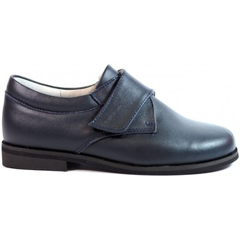 Zapatos Niño Derbie & Richelieu Bubble Bobble Zapatos Niños Comunión  B521 Marino Azul
