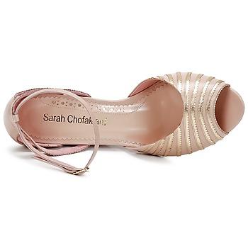 Sarah Chofakian LA PARADE Rosa / Dorado