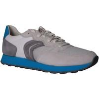 Zapatos Hombre Zapatillas bajas Geox U845VB 02214 U VINCIT Blanco