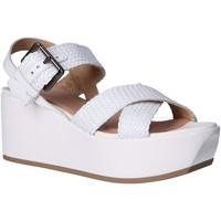 Zapatos Mujer Sandalias Geox D92CEE 0819D D ZERFIE Blanco