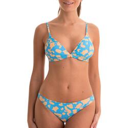 textil Mujer Bikini Back Bloom BB200 BLEU Azul