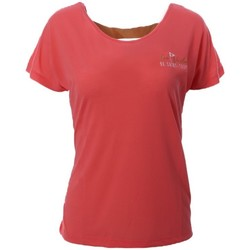 textil Mujer Camisetas manga corta Les voiles de St Tropez  Rosa