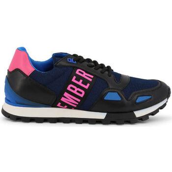 Zapatos Hombre Zapatillas bajas Bikkembergs - fend-er_2232 Azul