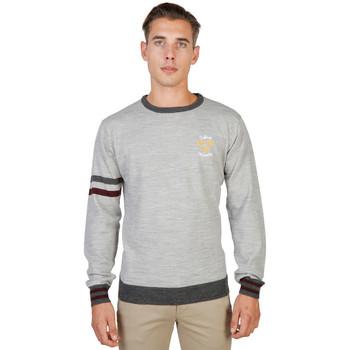 textil Hombre Jerséis Oxford University - oxford_tricot-crewneck Gris