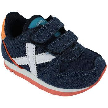 Zapatos Niño Zapatillas bajas Munich baby massana vco 8820348 Azul