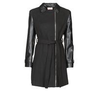 textil Mujer Abrigos Moony Mood NOUMEA Negro