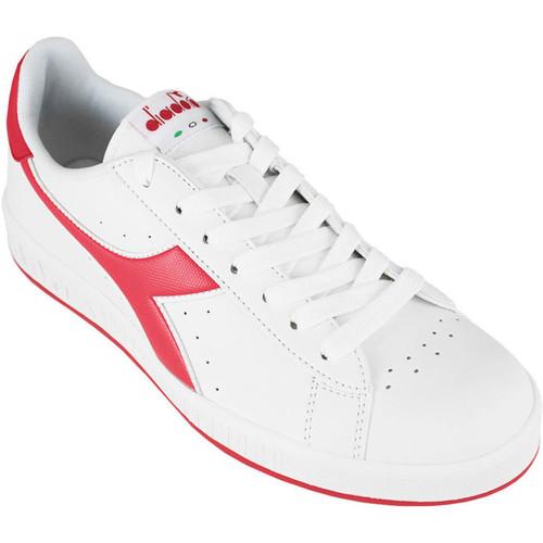 Zapatos Zapatillas bajas Diadora game p c0673 Rojo