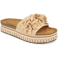 Zapatos Mujer Zuecos (Mules) Ainy 9420 Beige