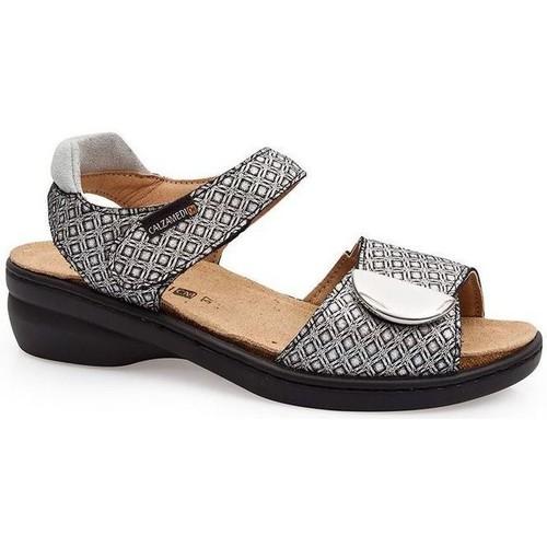 Zapatos Mujer Sandalias Calzamedi FRESH STYLE NEGRO