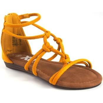 Zapatos Niña Sandalias Xti Sandalia niña  57108 mostaza Jaune