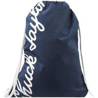 Bolsos Mujer Mochila de deporte Converse Cinch Azul marino