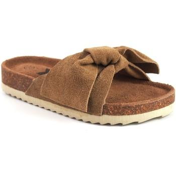 Zapatos Niña Zuecos (Mules) Xti 56849 marrón