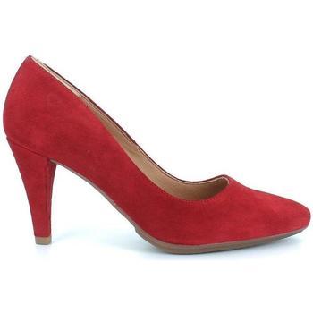 Zapatos Mujer Zapatos de tacón Desiree SATUR Rojo Rojo