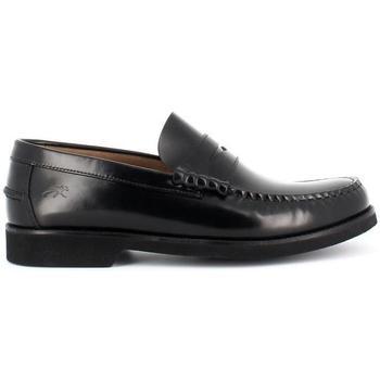 Zapatos Hombre Mocasín Fluchos F0047 Negro