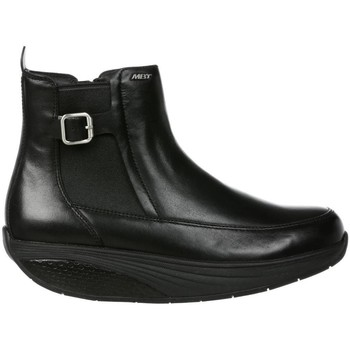 Zapatos Mujer Botines Mbt CHELSEA BOOT Negro Negro