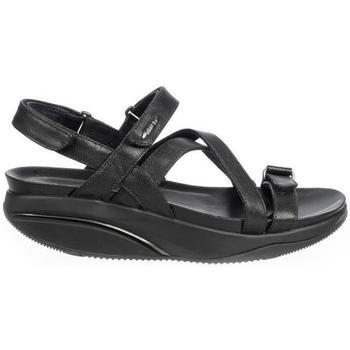 Zapatos Mujer Sandalias Mbt KIBURI W Negro Negro