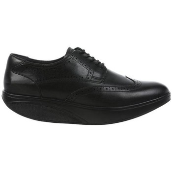 Zapatos Hombre Derbie Mbt OXFORD WING TIP M Negro Negro
