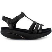 Zapatos Mujer Sandalias Mbt RANI W Negro Negro