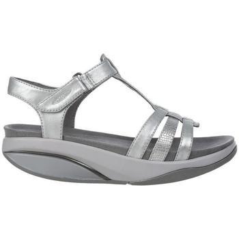 Zapatos Mujer Sandalias Mbt RANI W Plateado Plateado