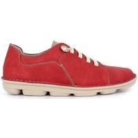 Zapatos Hombre Derbie & Richelieu On Foot 7020 Rojo Rojo
