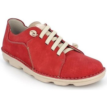 Zapatos Hombre Derbie & Richelieu On Foot 7020 rojo