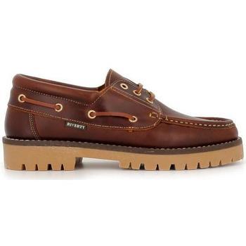 Zapatos Hombre Zapatos náuticos Riverty 1000 marrón