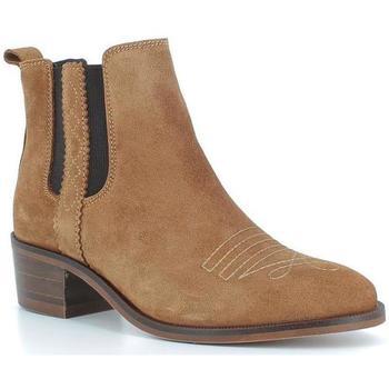 Zapatos Mujer Botines Vexed 6614 Cuero
