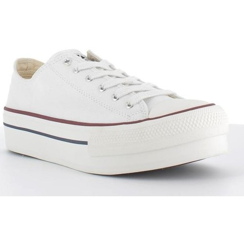 Zapatos Mujer Deportivas Moda Victoria 1061100 blanco