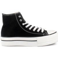 Zapatos Mujer Zapatillas altas Victoria 1061101 Negro