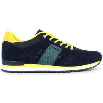 Zapatos Hombre Zapatillas bajas Yumas 44033 Azul
