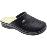 Zapatos Mujer Zuecos (Clogs) Medical Comfort MEDI702bl blu
