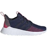 Zapatos Niños Running / trail adidas Originals Questar Flow Azul marino