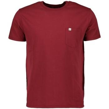 textil Hombre Polos manga corta Scout Camiseta  M/m (10584-bordeaux) Burdeo