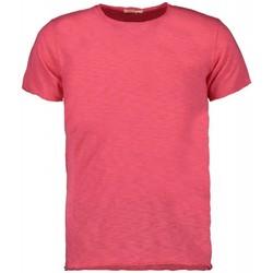 textil Hombre Camisetas manga corta Scout Camiseta  M/m (10184-rosa) Rosa