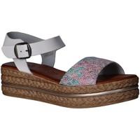 Zapatos Mujer Sandalias Lola Rico 808001 Blanco